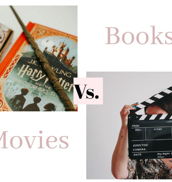 Books vs. Movies | Books versus TV Shows Adaptations: Why People Hate The Film Versions of Books